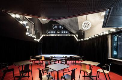 Parterre One Bistro Restaurant