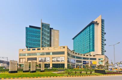 Crowne Plaza, Rohini