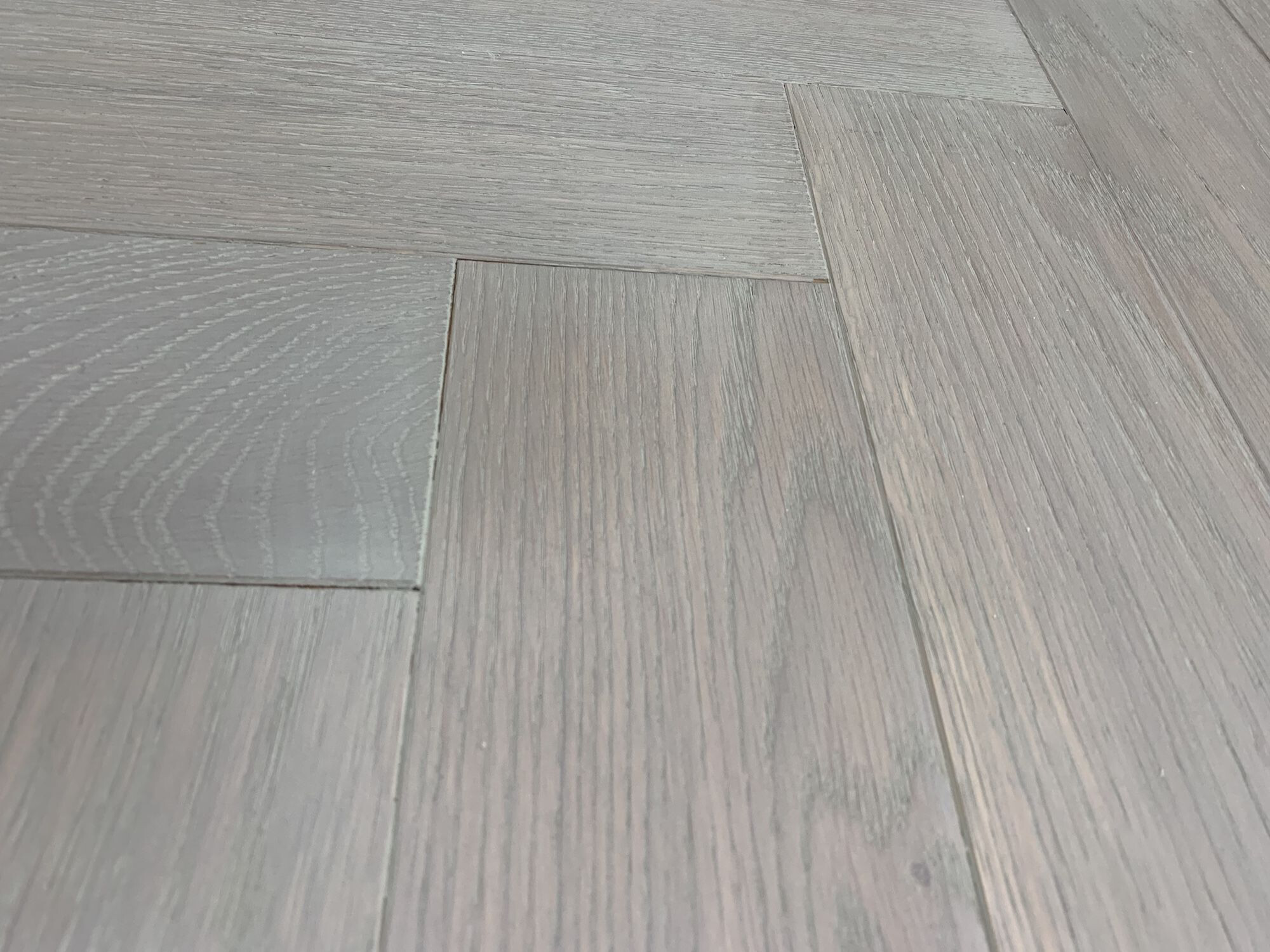 Oyster - Parquet Flooring