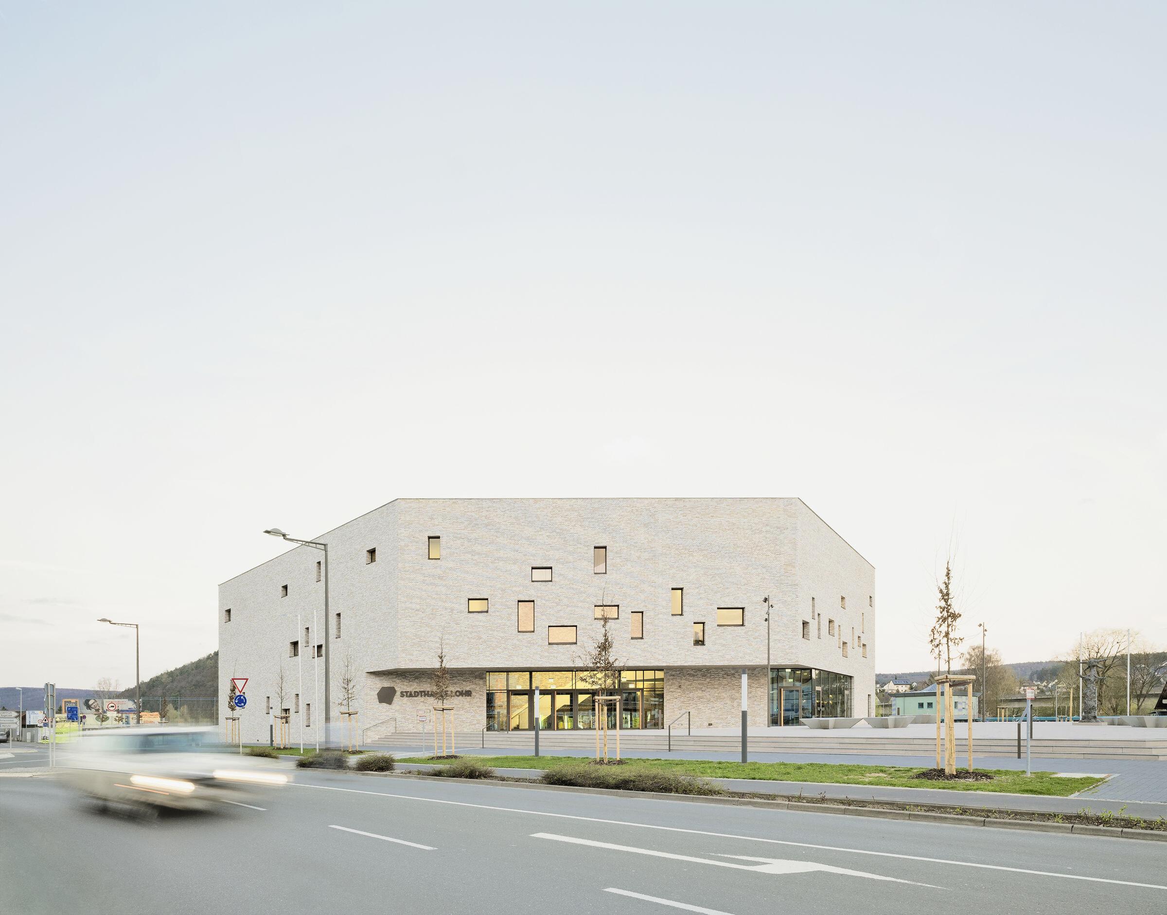 Civic Center in Lohr am Main