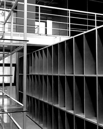 unit-by-unit Archive Exhibition design