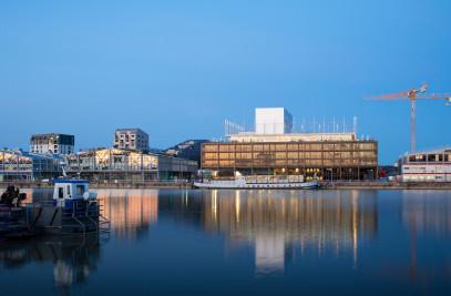 Dock G6 – Radisson Blu in Bordeaux