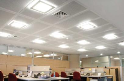 Metal Suspended Ceiling Bandraster System By Tacer