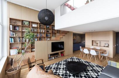 Apartment F+B