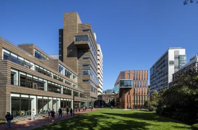 Barnard College - The Milstein Center
