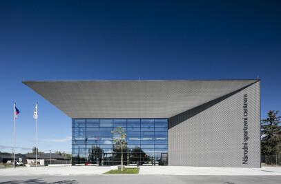National sports centre in Prostějov