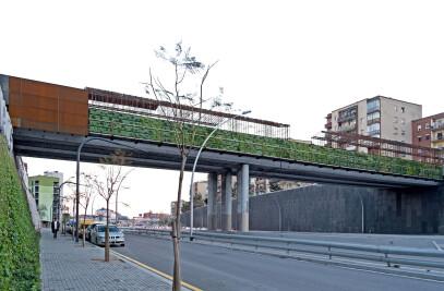 Sarajevo Bridge, Barcelona