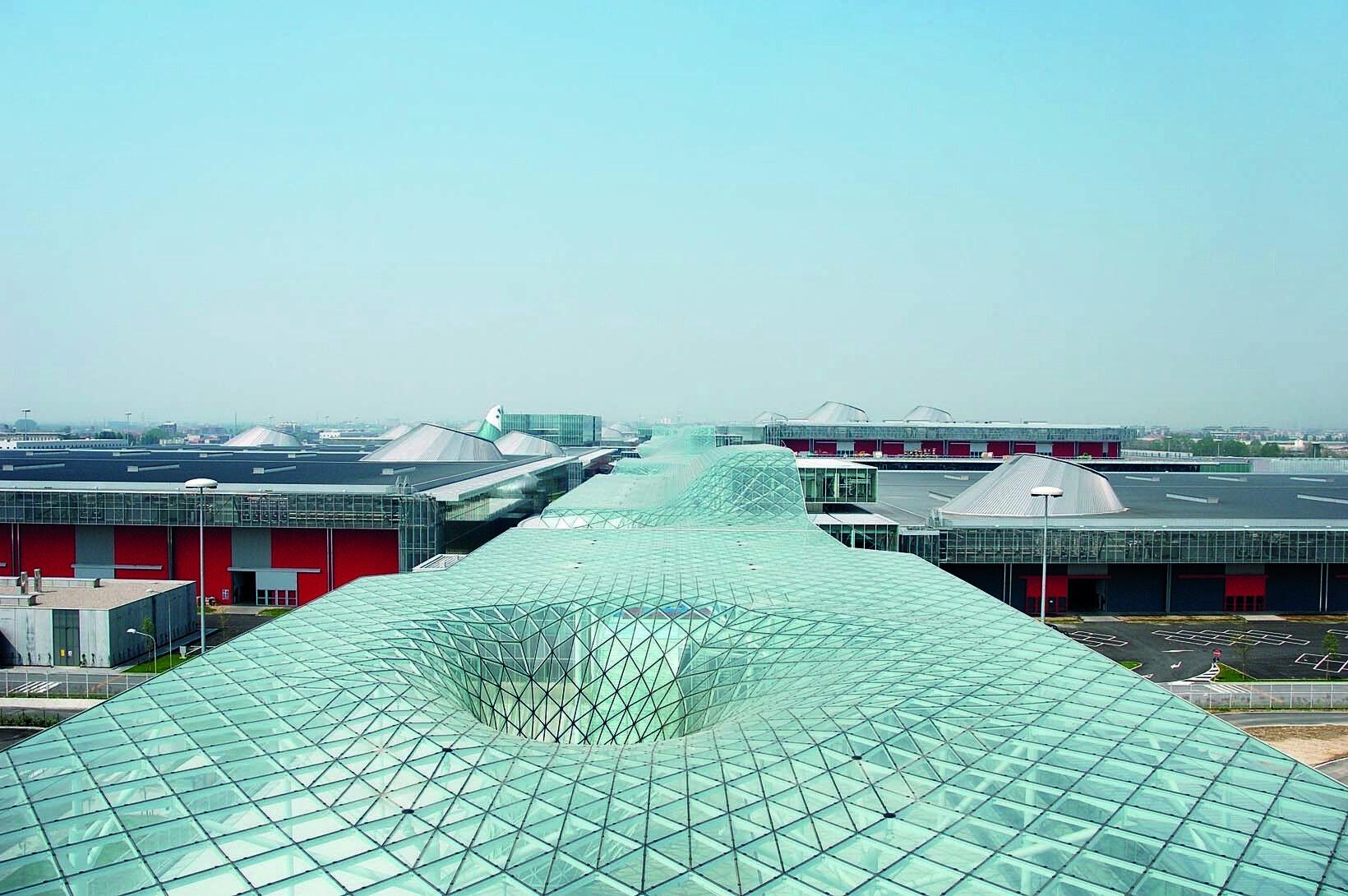 The New Milan Trade Fair