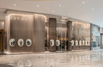 Boutique Burma, Dubai Mall