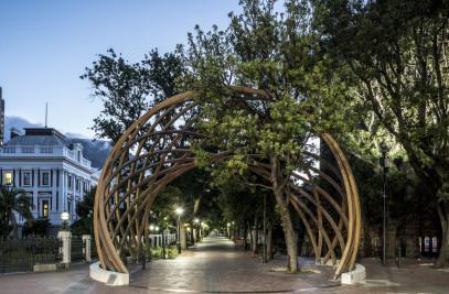 Desmond Tutu Memorial Arch - Arch for The Arch