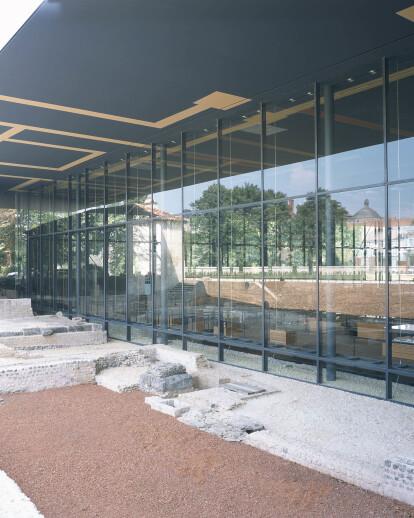 Gallo-roman museum Vesuna