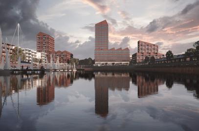 Europahafenkopf Bremen