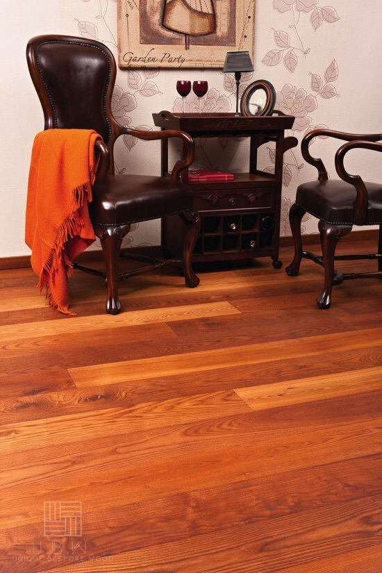 Ginger Deep - thermo ash wood flooring
