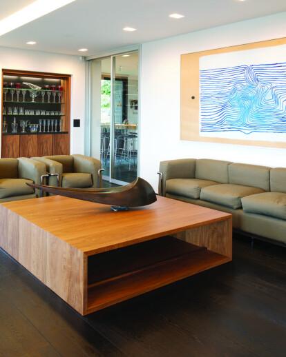 Luxury living, made by William Garvey