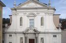 Restoration of the church Santa Maria della Carità