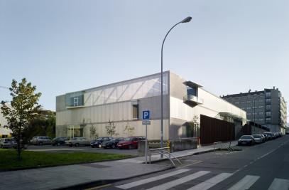 Health Centre in A Parda