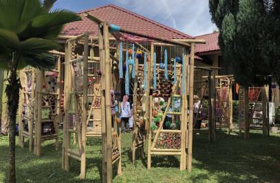 IKN Bamboo Pavilion