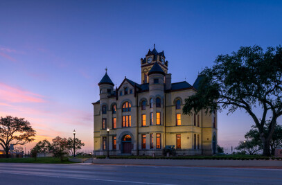 Karnes County Courthouse Restoration