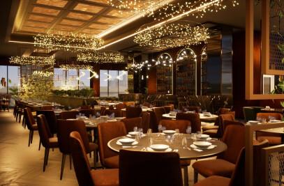 Restaurant design, Prishtina