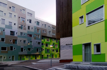SIB Grønneviksøren Student Housing