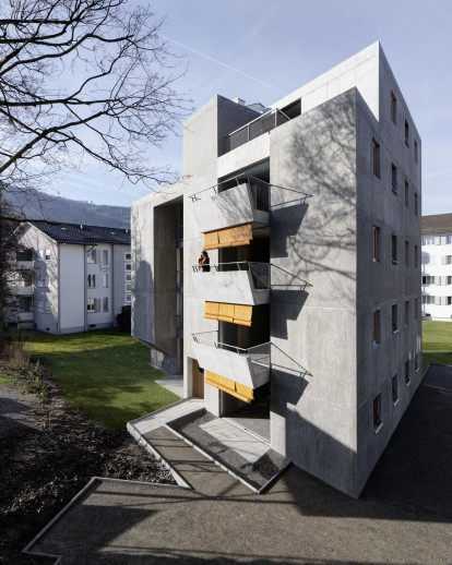 Affordable Housing In Zurich