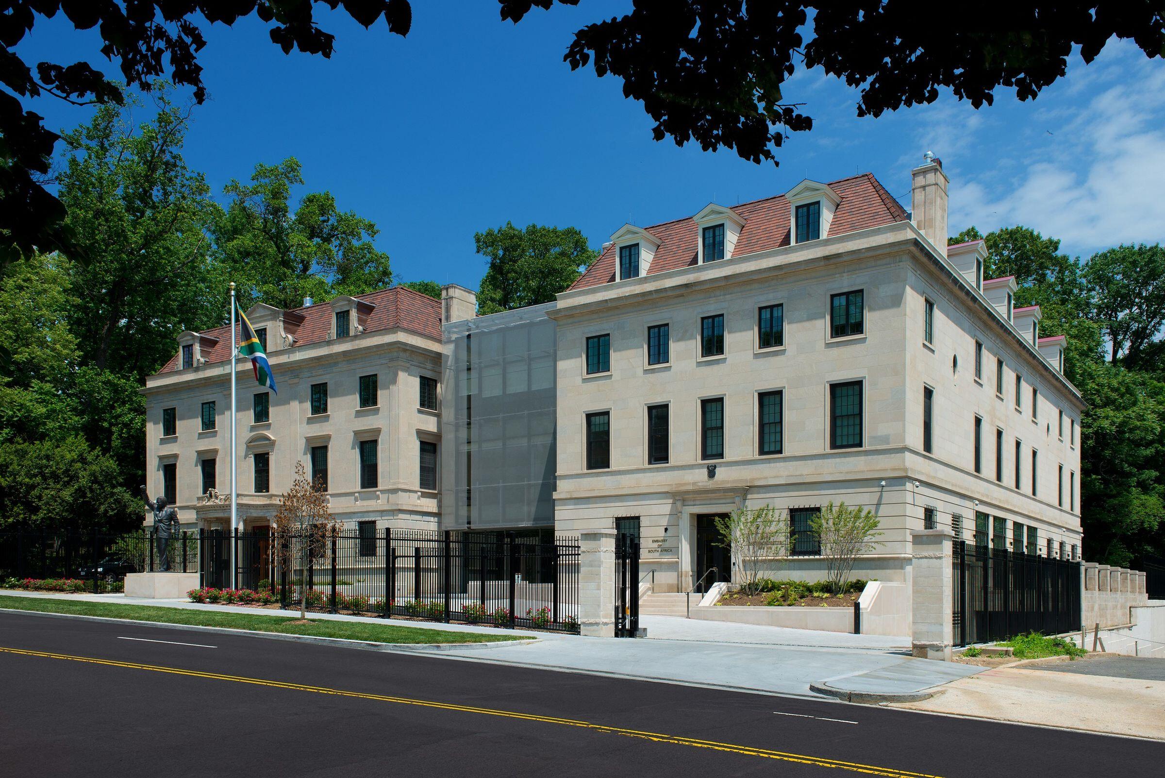 Embassy of South Africa Modernization