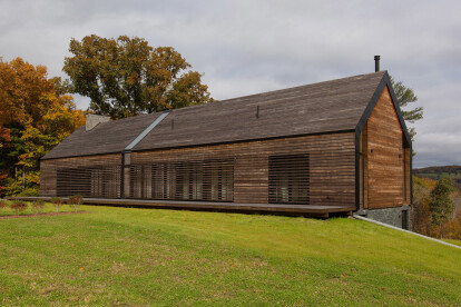 Main House View