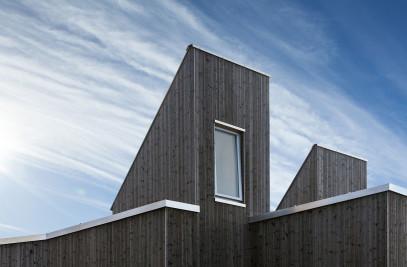 Toneheim student houses