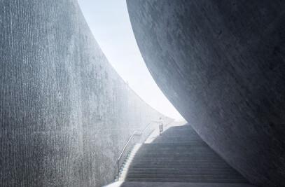 Museum of Regeneration of Shougang 3 Blast Furnace