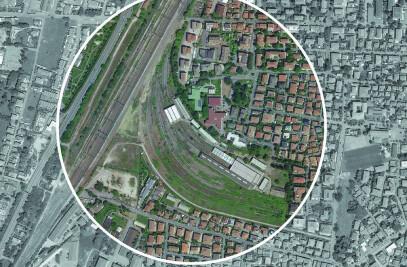 The urban gardens of Padua