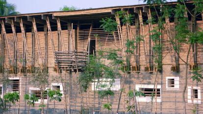 Handmade school in Bangladesh | Anna Heringer Architecture