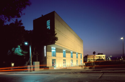 Office building, store and showroom of a Fabrics C