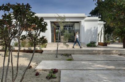 Mediterranean Cacti House