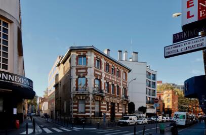 Hotel Mama Shelter Toulouse