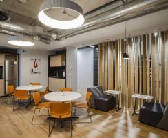 Oficinas Corporativas WÄRTSILÄ - Eskema Arquitectos