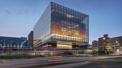 Health Education Building at KU Medical Center | CO