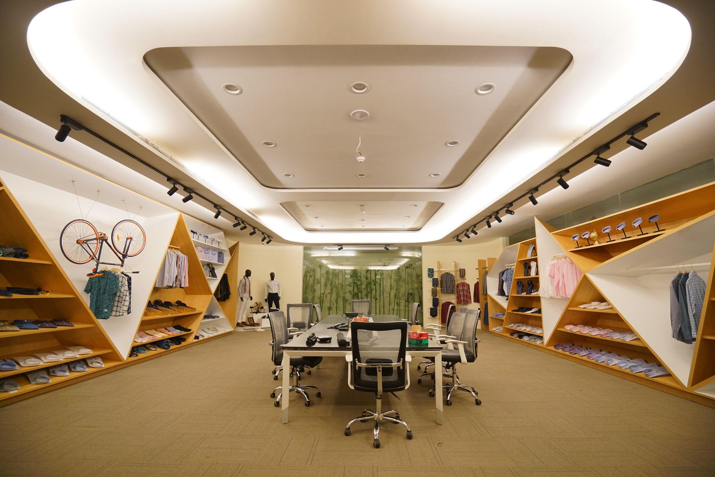 Bloomcraft Apparel Showroom