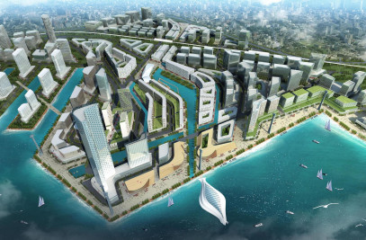 Master Plan Mumbai Port Complex