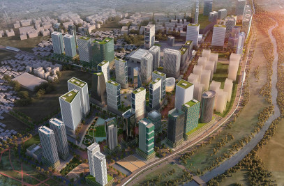 Master Plan Wadala Central Business District