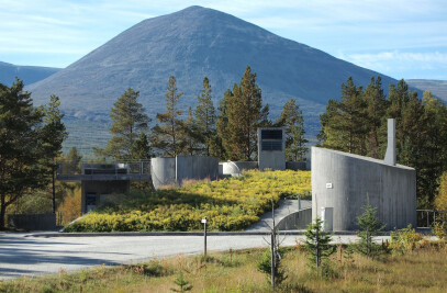 Strømbu Rest Area