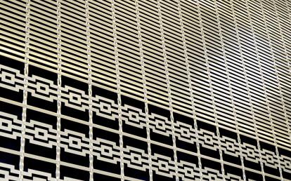 HAVER Architectural Mesh LARGO-DESIGN