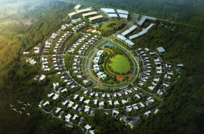 Master Plan Mixed Use Township in Guwahati
