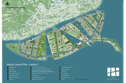 Master Plan Mixed Use Tourism   Residential New To