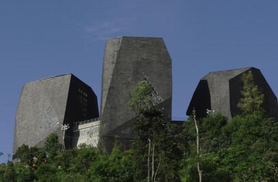 Biblioteca Pública Santo Domingo Colombia