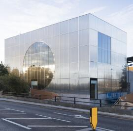 MK Gallery in Milton Keynes