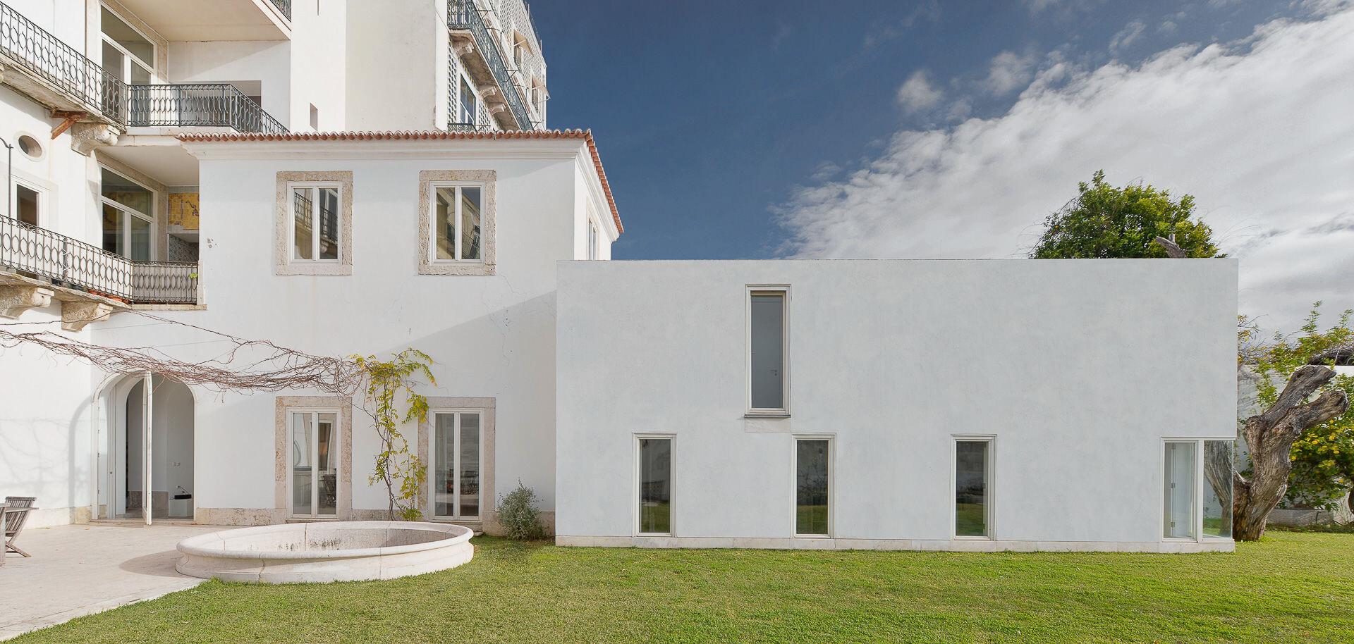 House in Rua de São Mamede