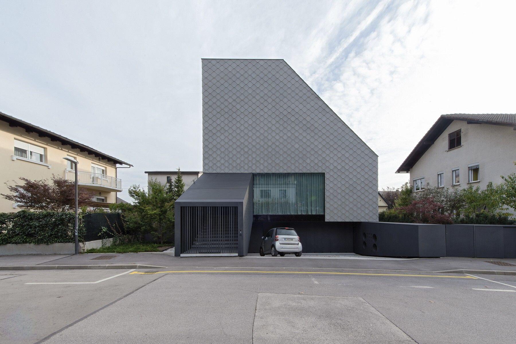 House Portico