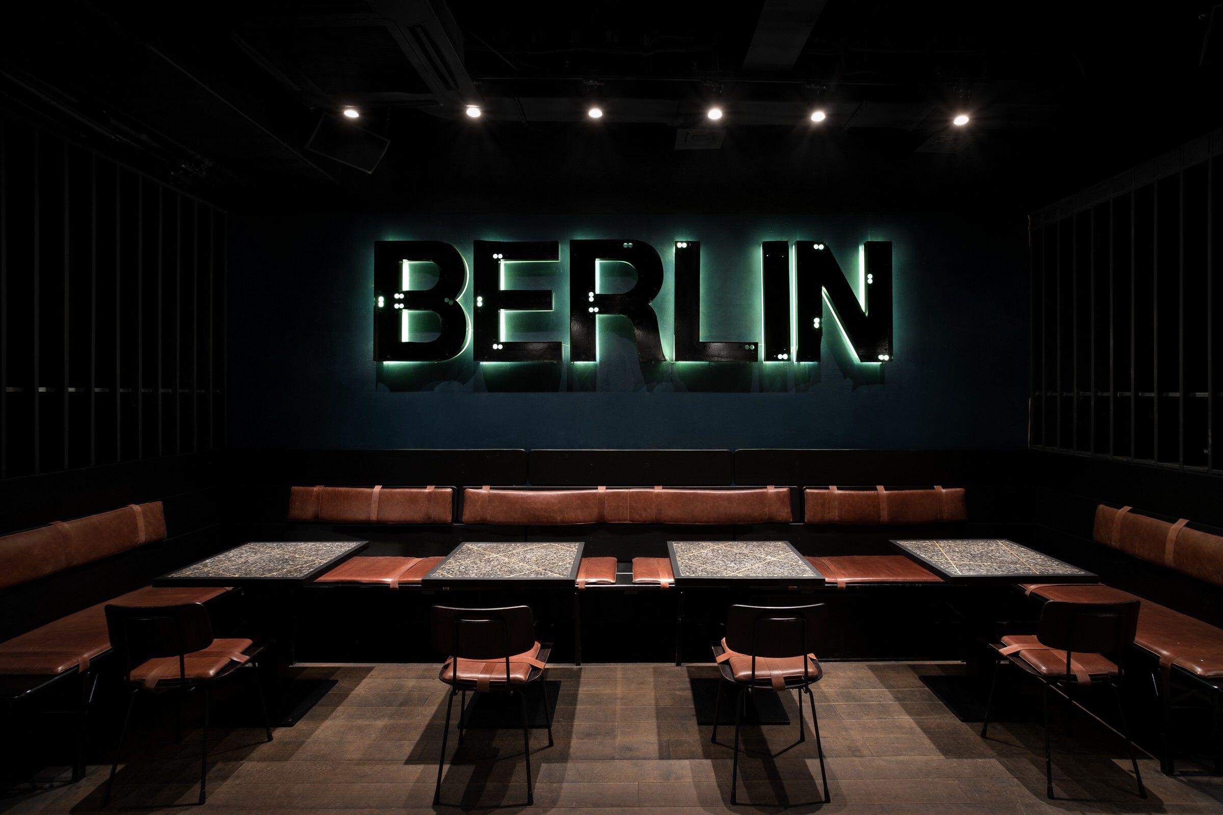 Berlin Bar, Moscow