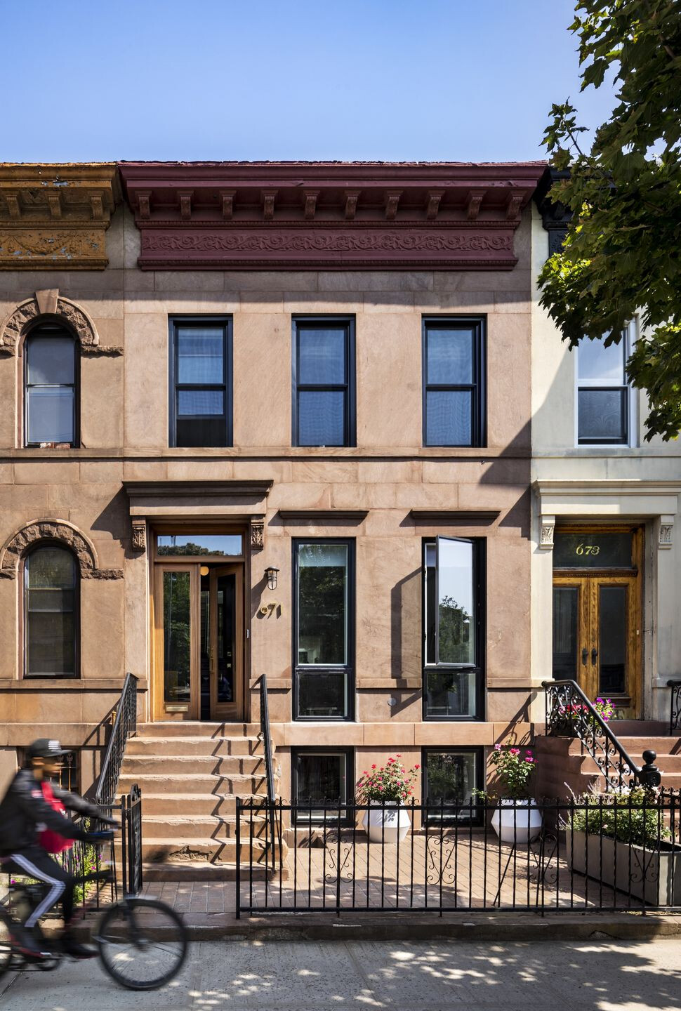 Crown Heights Brownstone