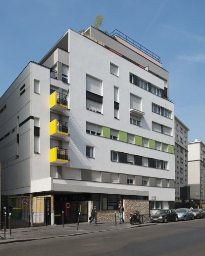 Logements Rue Riquet – PARIS 19°